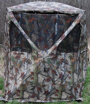 specialties flyway blind blinds up boat by camo easy duck