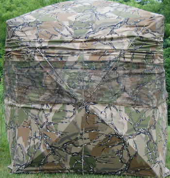 Ground Blinds Discounted Double Bull Matrix 360 Tall