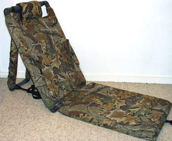 Longbeard Pro Guide Hunting Seat Advantage Camo For All