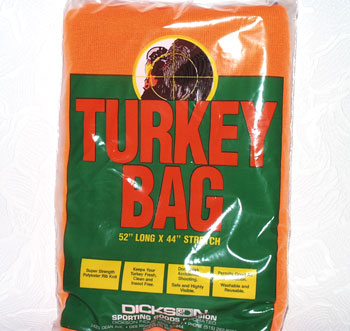 Dickson Turkey Game Bag Amp Safety Bag For Turkey Hunting