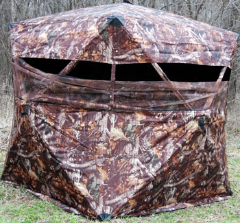 Rhino Ground Blinds Discounted Cut N Run Rut N